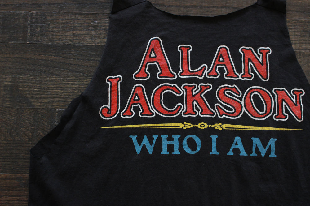 "1994 Alan Jackson ""Who I Am"""