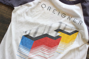 "1985 Foreigner ""Agent Provocateur"""