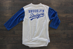 1950's Brooklyn Dodgers Raglan