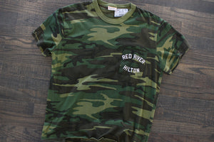 Vintage Dove Hunt Camo T shirt