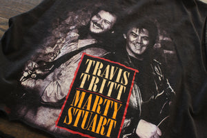 "1992 Marty Stuart + Travis Tritt ""Authentic Tour"""