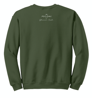 Shannon Ford X Travis Austin Crewneck [Military Green]