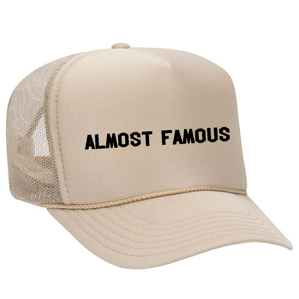 Almost Famous Trucker