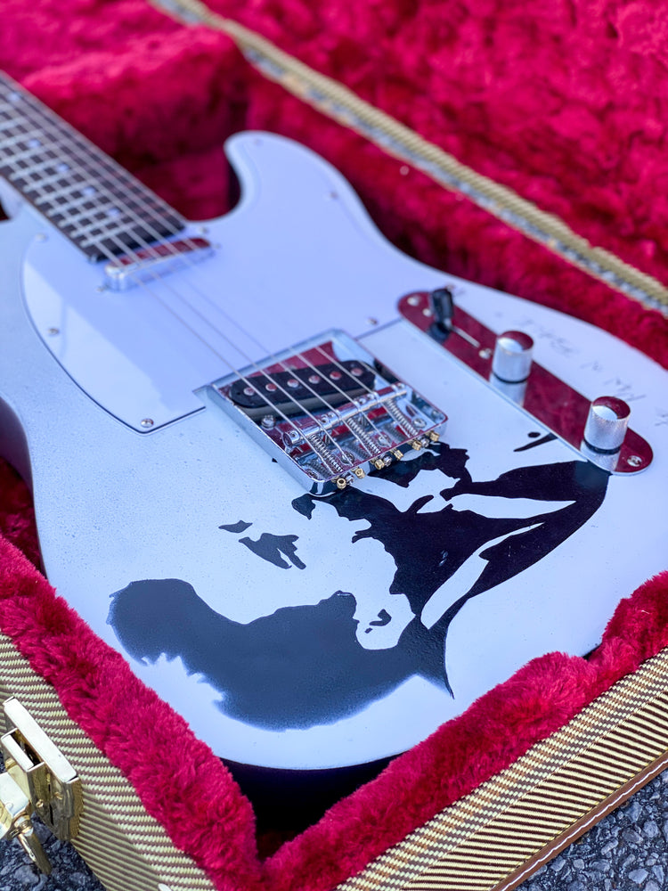 Travis Austin Custom Guitar Raffle Ticket- Bundle (25 tickets)