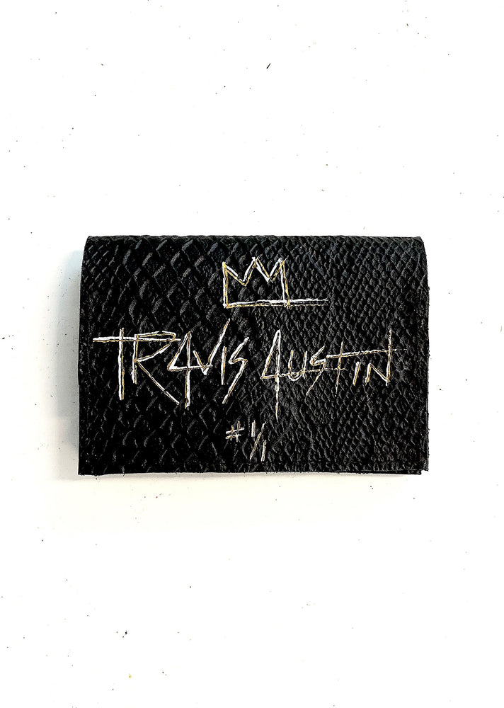Travis Austin Snake Slot Wallet