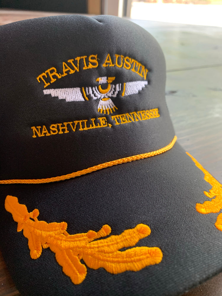 Travis Austin Nashville - Oak Leaf Trucker