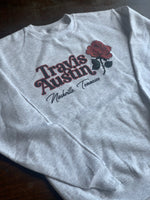 Travis Austin Rose Crewneck