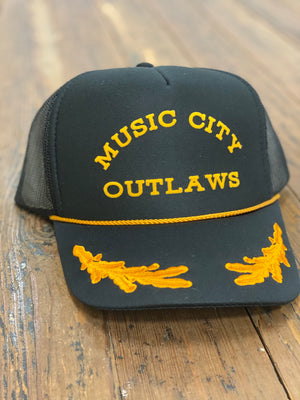 Music City Outlaw Trucker