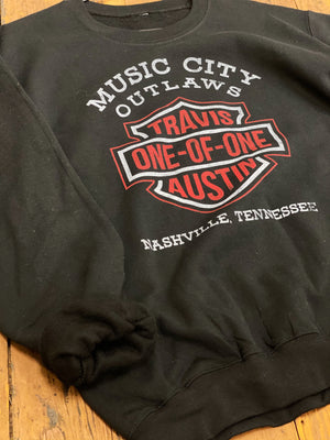 Music City Outlaws Crewneck