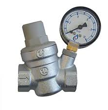 Pressure Regulator For Clever Injector and 90° elbow