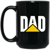 DAD Mugs - Heavy Equipment Operator