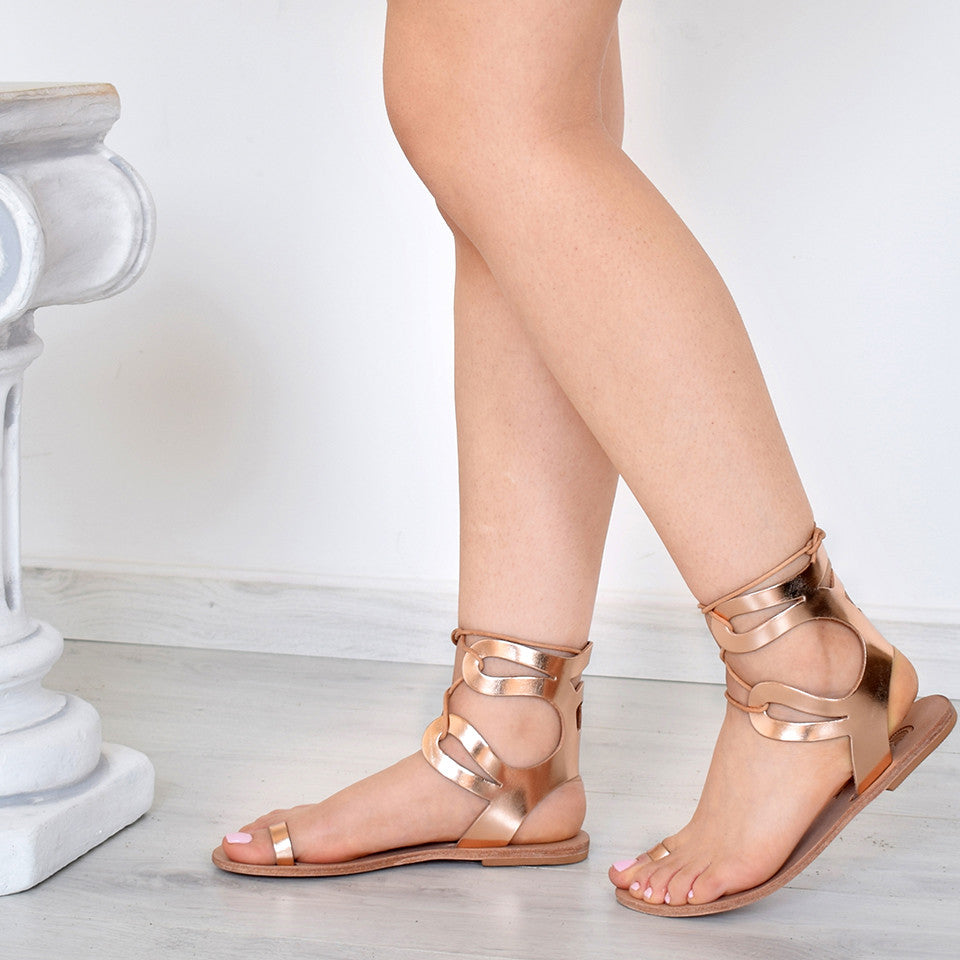 Thalassa Rose Gold Three