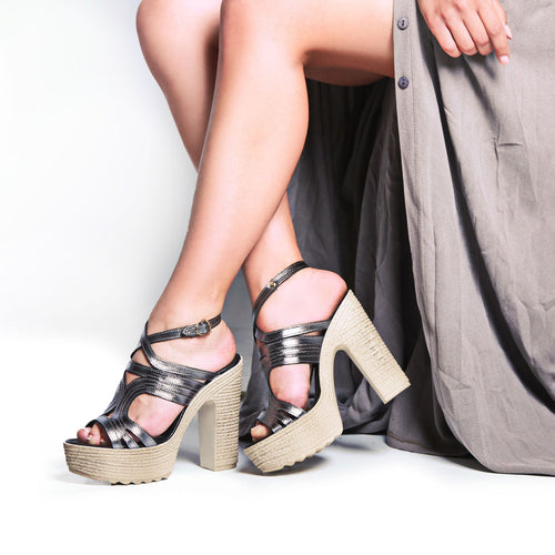 Mia Women Heels Summer Sandals