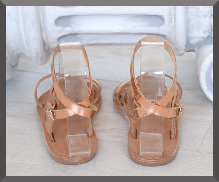 Irkalla Rose Gold Three