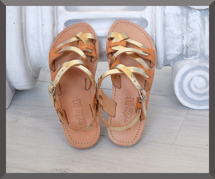 Kalymnos Women Sandals - Astir Shoe Factory