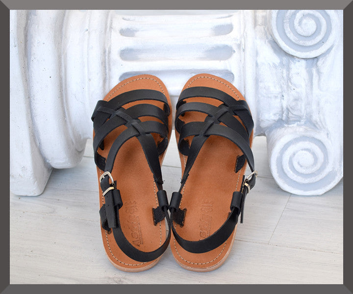 Leros Men Sandals - Astir Shoe Factory