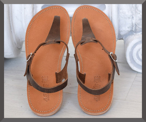 Skopelos Unisex Sandals - Astir Shoes Factory