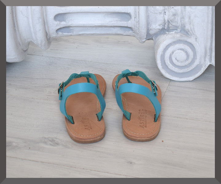 Skopelos Light Blue Four
