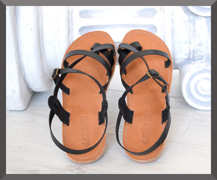 Tilos Men Sandals – Astir Shoe Factory