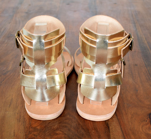 Gladiator Women Handmade Leather sandals