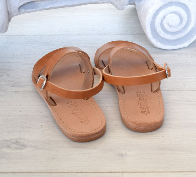 Wedding Sandals, Handmade Sandals, Tan Sandals, Handcrafted Leather Sandals, Greek Handmade Sandals, ARTEMIS Men Sandals,