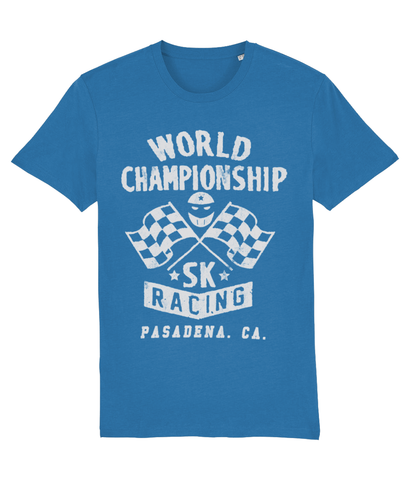 SK Blue Championship Tee