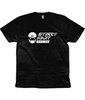 Street Kart Racing Original Black Logo T-shirt
