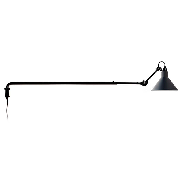 Lampe Gras 213 Wall Lamp Black