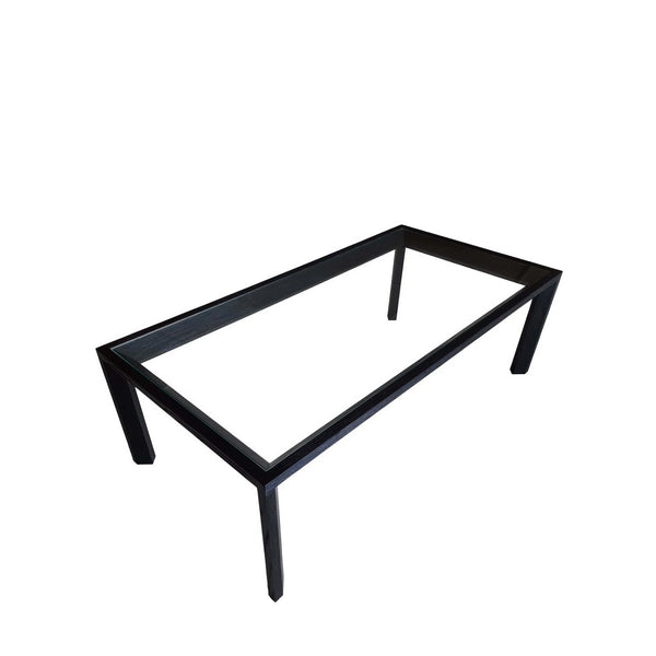 Tri-mitre coffee table
