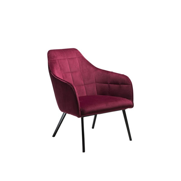 Embrace Lounge Chair Red