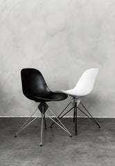District Eight Kahn Dining Chair Black, Chairs & Benches