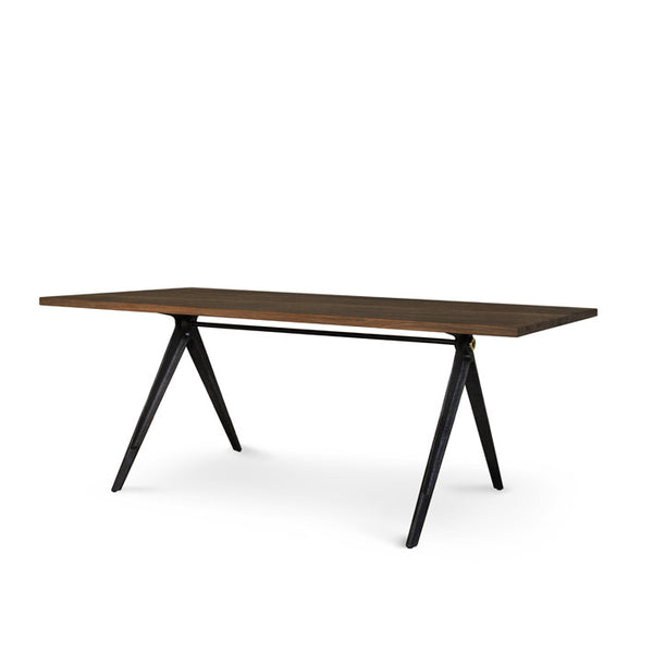 District Eight Compass Dining Table