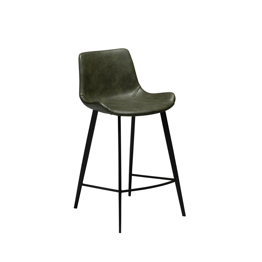 Dan-Form Hype Counter Stool Green, Chairs & Benches