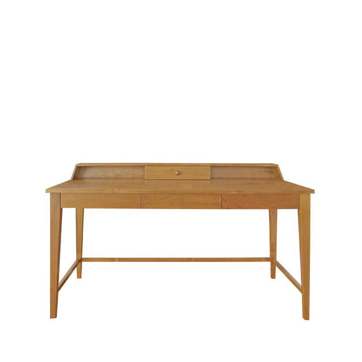 Gudang Home Nota Desk Teak, Tables & Desks