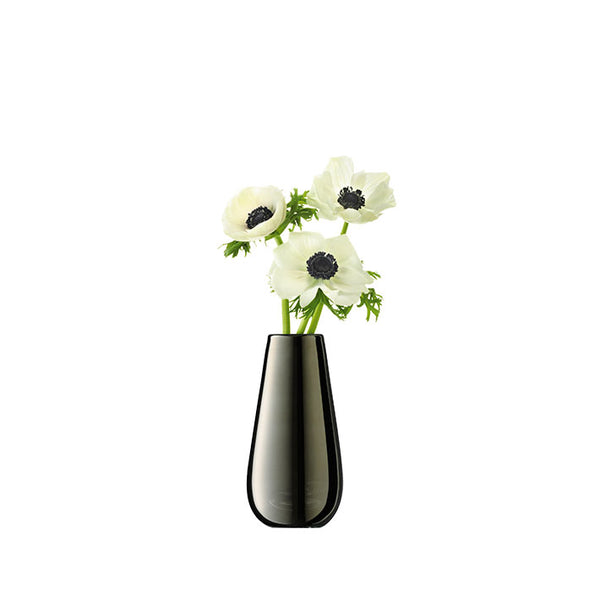 LSA InternationalFlower Metallic Bud Vase Platinum, Accessories