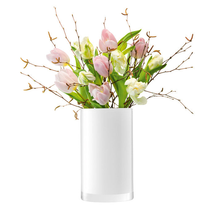 LSA International Flower Colour Cylinder Vase, Accessories