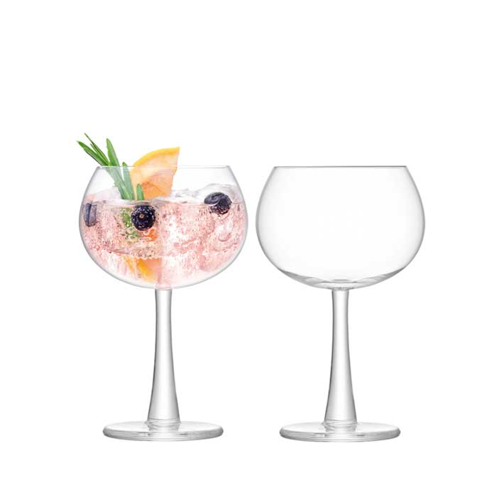 Gin Balloon Glass Set | LSA International | Gudang Malaysia