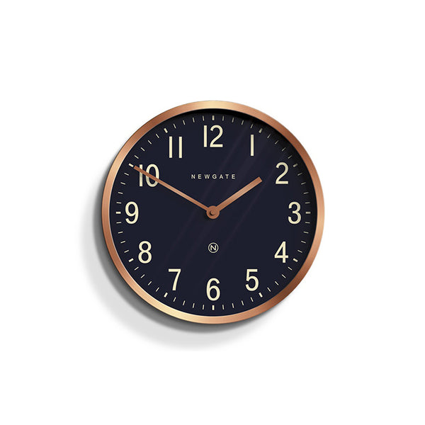 Master Edwards Clock Copper