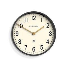 Newgate Mr Edwards Clock Matte, Clocks