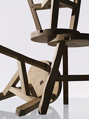 Tom Dixon Offcut Stool Natural, Chairs & Benches