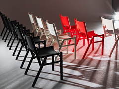 Tom DixonPeg Chair Fluoro, Chairs & Benches
