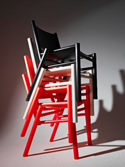 Tom Dixon Peg Chair Fluoro, Chairs & Benches