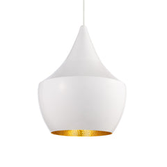 Tom Dixon Beat Fat White, Lighting