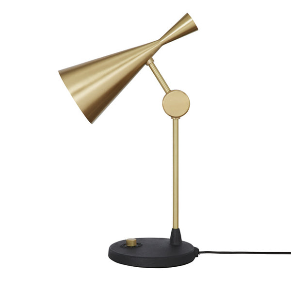 Beat Table Light Brass