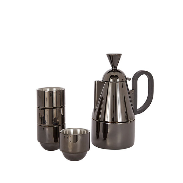 Tom Dixon Brew Stove Top Giftset Black