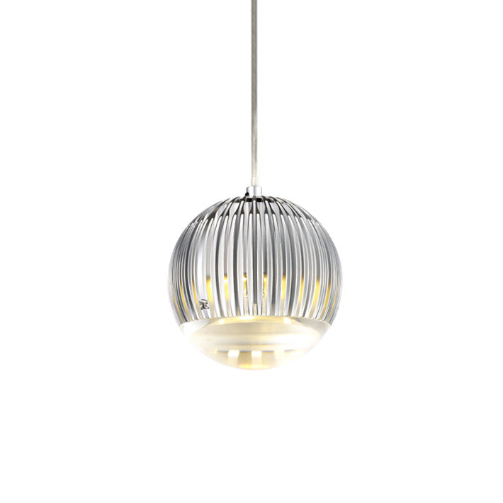 Tom Dixon Fin Pendant Aluminium, Lighting