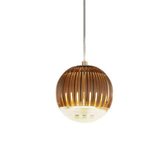 Tom Dixon Fin Pendant Copper, Lighting