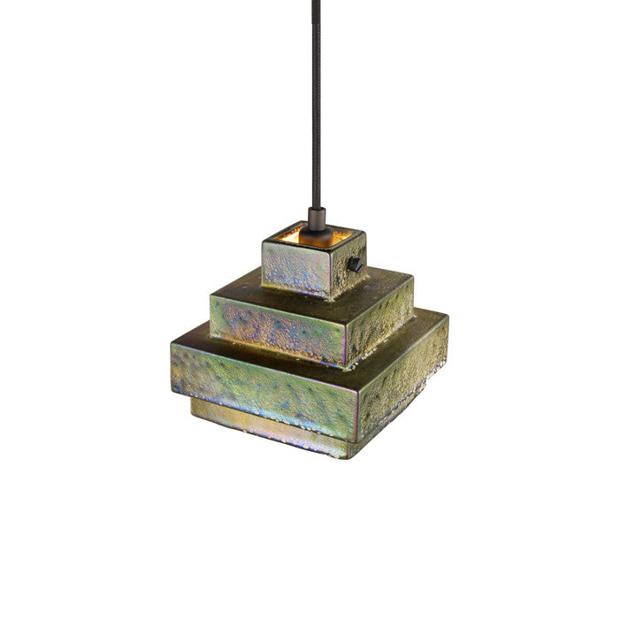 Tom Dixon Lustre Square Pendant Light, Lighting