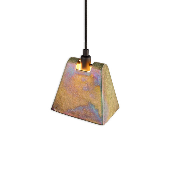 Lustre Wedge Pendant Light