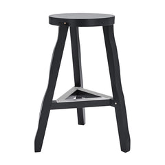Tom Dixon Offcut High Stool Black, Chairs & Benches